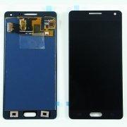 Дисплей с тачскрином для Samsung Galaxy A5 (A500F) (черный) TFT