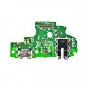 Шлейф для Huawei Honor 9 Lite плата на разъем зарядки/разъем гарнитуры/микрофон — 1